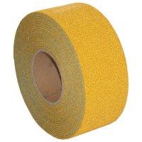 Retroreflecterende vloermarkering voor ruwe oppervlakken met lichte antislipwerking