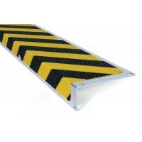 Antisliptrapplaat in aluminium EasyClean