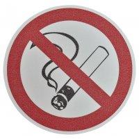 """Antislipstickers voor vloer """"Verboden te roken"""""""