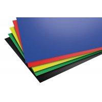 Vinyl stickervellen voor schaduwborden