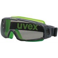Ruimzichtbril Uvex U-Sonic