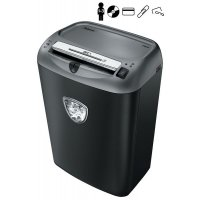 Papierversnipperaar Fellowes 75Cs - 1-3 personen - P-4 - 27 l
