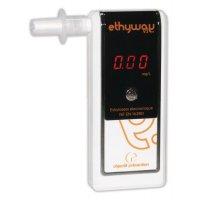 Elektronische alcoholtester