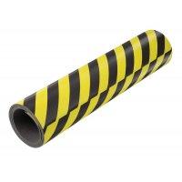 Zelfoprollende bescherming uit schuim voor palen en profielen Prevango® SnapFoam