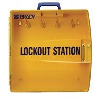 Draagbaar lockout station