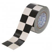 Toughstripe™ vloertape met dambordpatroon