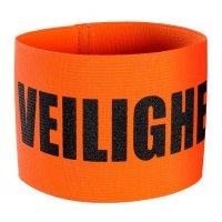 Oranje elastische veiligheidsarmbanden