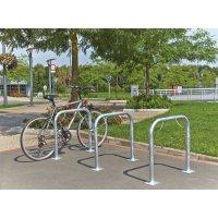 Beugel voor fietsenrek