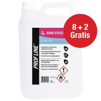 Promopack hydroalcoholische gel 5 l