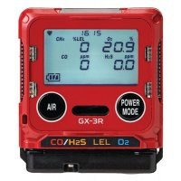 Draagbare multigasdetector GX-3R