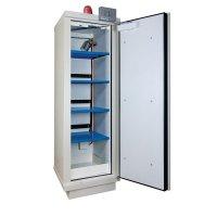Uitgeruste veiligheidskast voor de opslag van lithiumbatterijen - 90 minuten