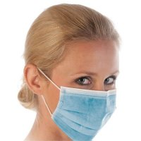 Chirurgische mondkapjes type IIR