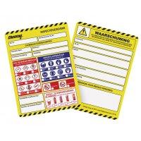 Kit voor chemische inspectie