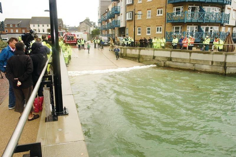Floodsax® tegen overstromingen