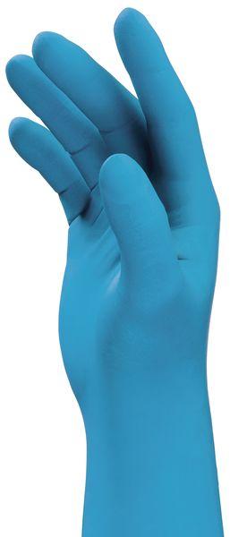 Wegwerp handschoenen Uvex U-Fit van nitril
