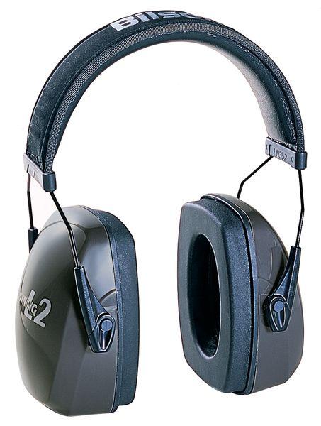Oorkappen met SNR 31 dB Howard Leight® Leightning L2®, comfortabel met schuimrubberen beugel