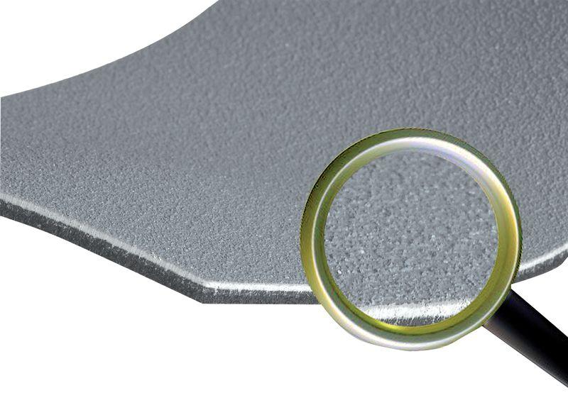 Soepele, zelfklevende antislip plaat voor antivermoeidheidsmat