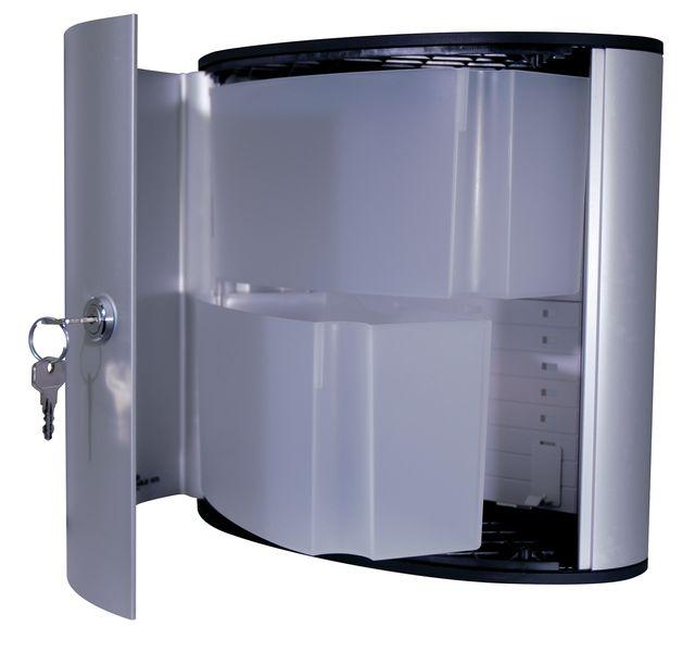 Design medicijnkastje van aluminium