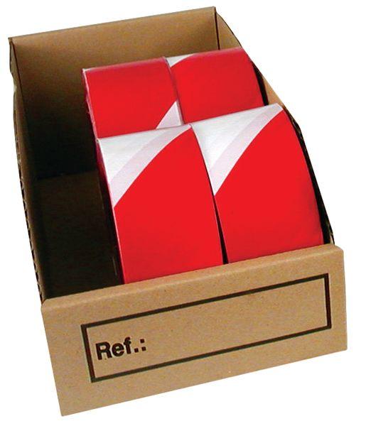 Magazijnbakken van karton