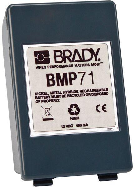 Accu - voor labelprinter BMP71