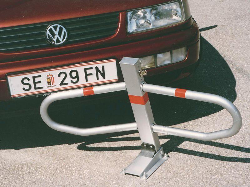 Parkeerbeugels, flexibel in 2 richtingen