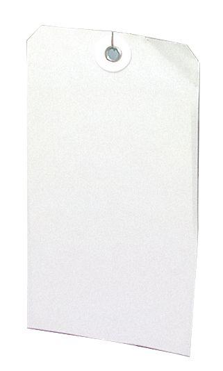 Witte Amerikaanse hanglabels van Tyvek®