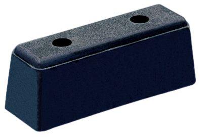 Rubberen stootblokken voor multifunctioneel gebruik