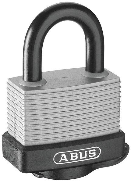 Stevig hangslot met sleutel, geschikt voor buitengebruik