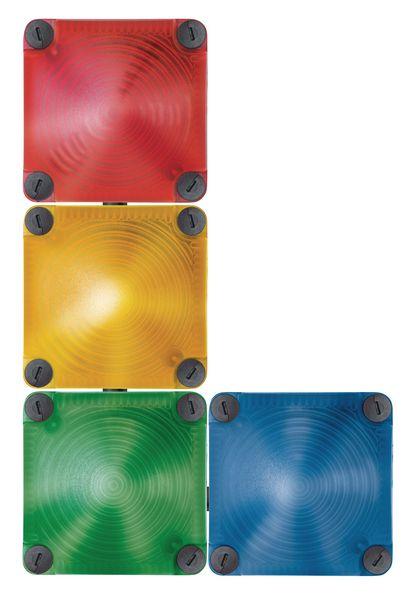 Aansluiting voor de combinatie van FSC-signalisatielampen