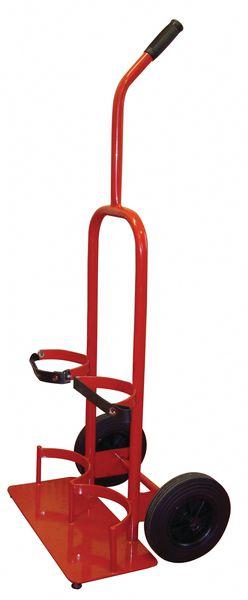 Steekwagen voor brandblussers