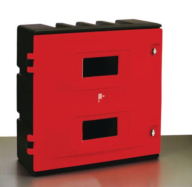 Stevige opbergkast voor één of meerdere brandblussers