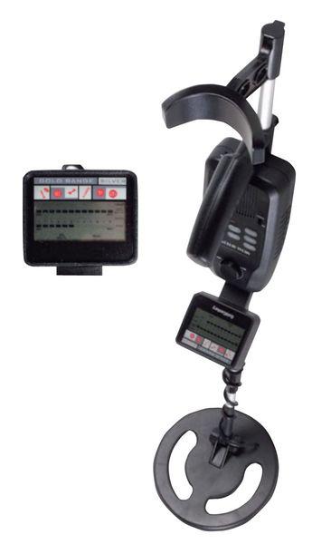 Metaaldetector met lcd-scherm