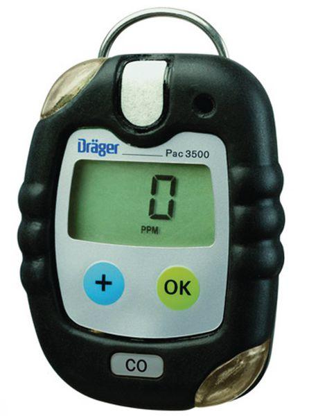 Draagbare multigasdetector voor H2S, CO en O2
