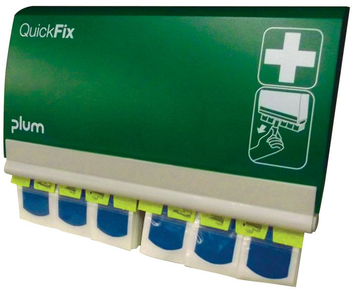 QuickFix pleisterautomaat klein formaat