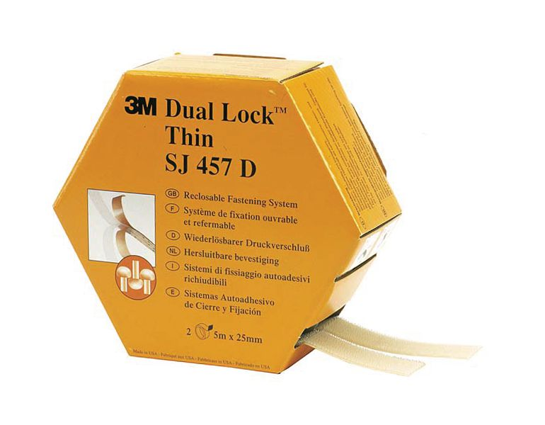 Zelfklevende klittenband tape Dual Lock™ 3M™