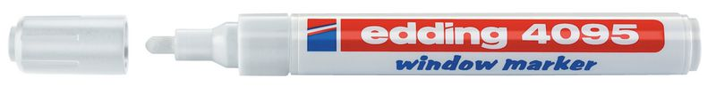 Uitwisbare raammarker Edding 4090/4095 - 2 of 4 mm