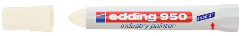 Industrieel vetkrijt Edding 950 voor moeilijke oppervlakken