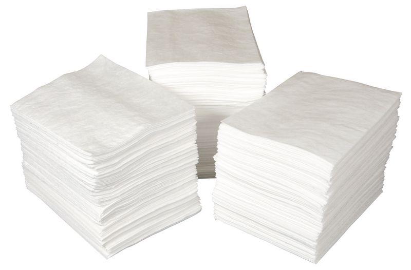 Absorptiedoeken voor olie met maximaal absorptievermogen