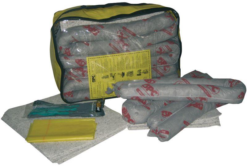 ADR-kit met absorptiemiddelen voor alle industriële vloeistoffen