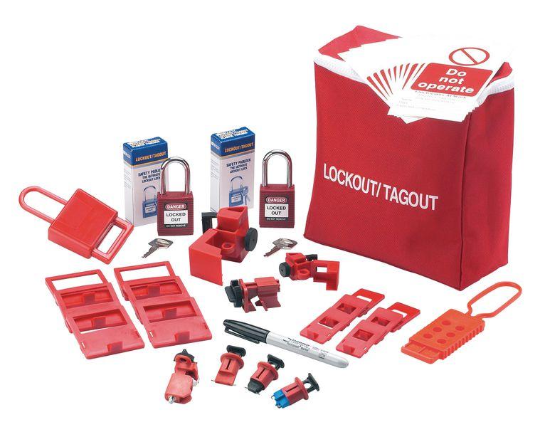 Lockout kit voor elektrische vergrendeling