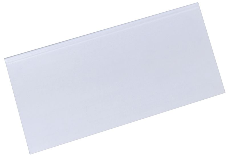 Naamkaartjes voor naamhouder van hard PVC