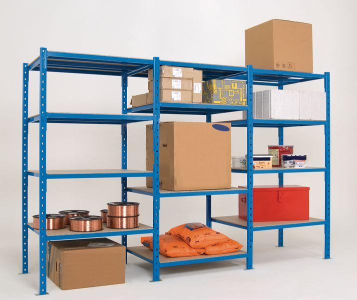 Modulaire magazijnstelling met buislegborden voor zware lasten seton belgi - Modulaire muur ...