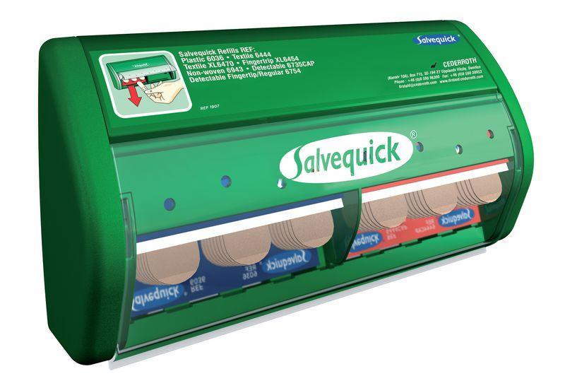 Salvequick® pleisterautomaat groot formaat