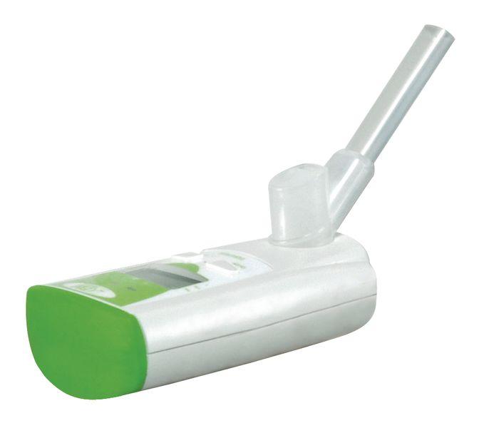 Ademtester met CO-meter