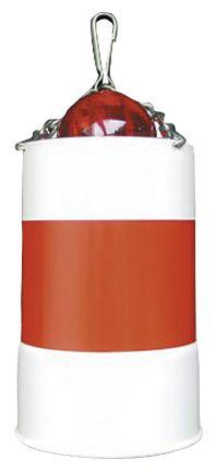 Wit en rode vuurtoren
