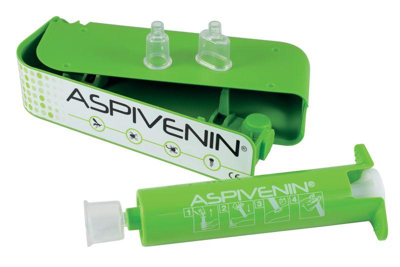 Vacuumpomp voor insectenbeet