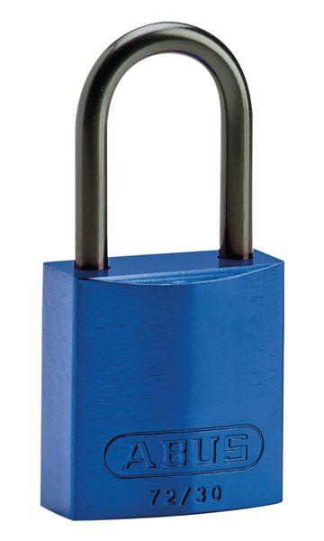 Compact, aluminium hangslot voor lockout