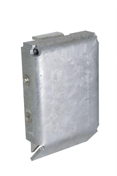 Stootblok van staal voor laad- en loskade