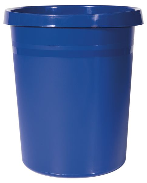 Plastic prullenmand voor op kantoor