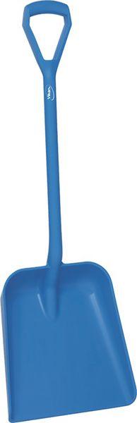 Vikan schep met handvat voor extra grip voor cleaning station